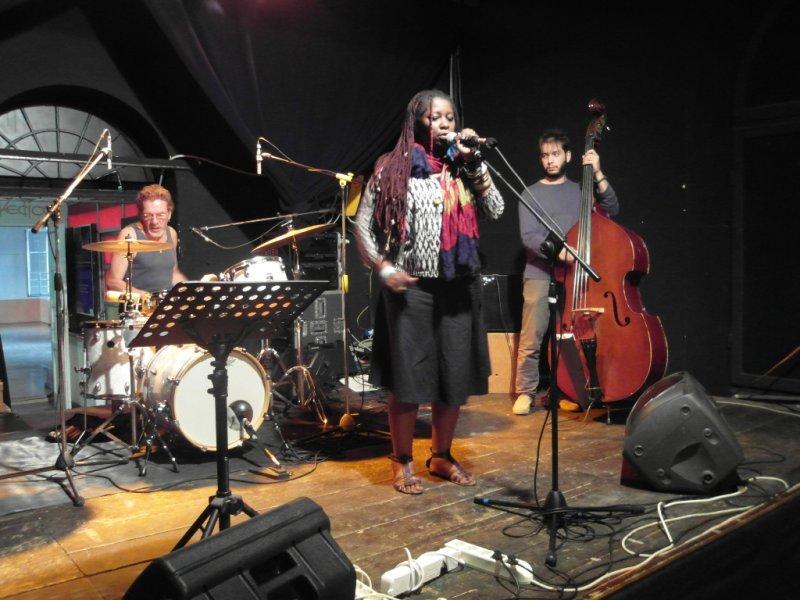 Nilza Costa @ Corte dei Miracoli, Siena (Italy)