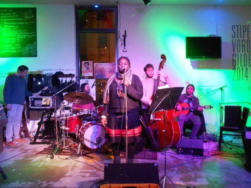 Live @ KIT Café (Dusseldorf, DE)