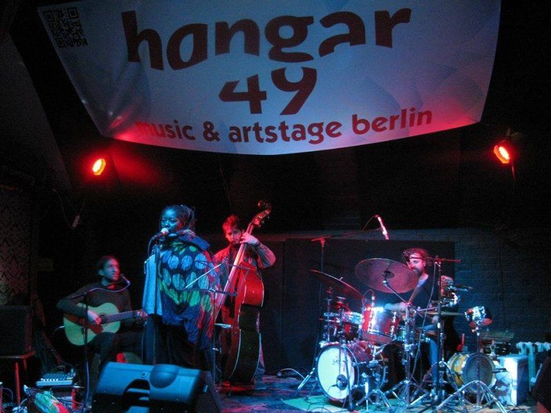 Nilza Costa @ Hangar 49, Berlin (Germany)