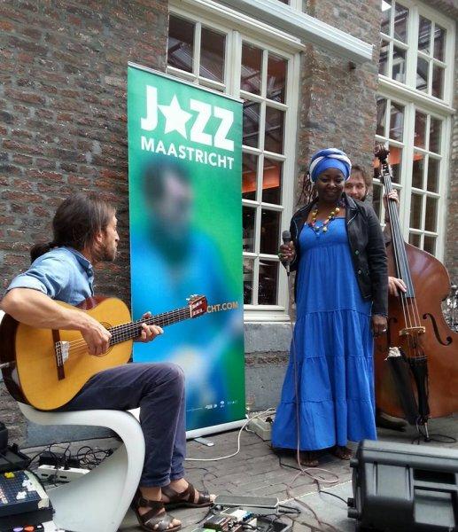 Nilza Costa @ Jazz Maastricht