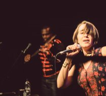 Vocal Global at the Rich Mix , London
