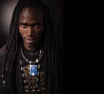 African Storyteller, a Baye Fall Griot