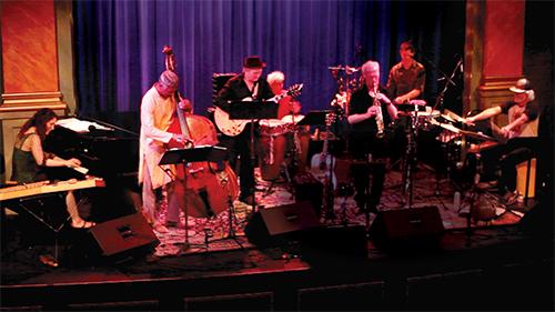 Mariah Parker\'s Indo Latin Jazz Ensemble by Mariah Parker's Indo Latin Jazz Ensemble