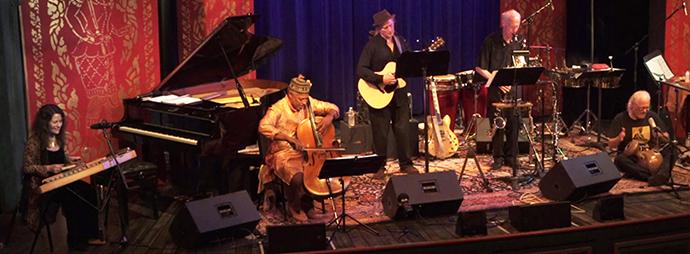 Indo Latin Jazz Quintet by Mariah Parker's Indo Latin Jazz Ensemble