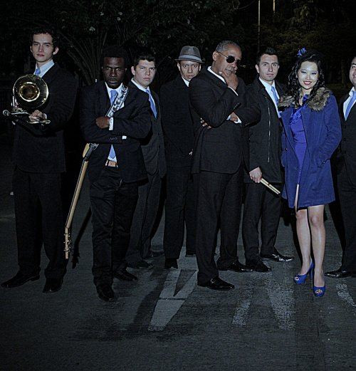 by Cocoblue Salsa Band