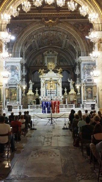 Svetoglas - Basilica di Santa Maria in Aracoeli Roma Italy by SVETOGLAS-The Mystery Of Bulgarian Polyphony©