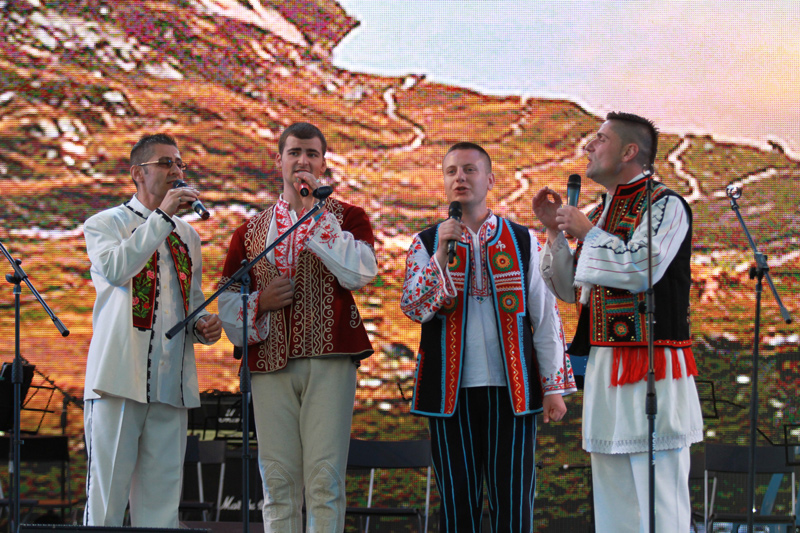 Svetoglas quartet in Kazan Russia 2015