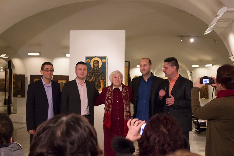 Presentation of quartet Svetoglas\' new album \