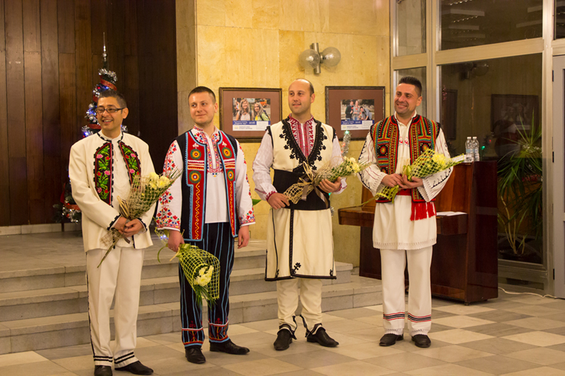 Svetoglas Formation Christmas concert