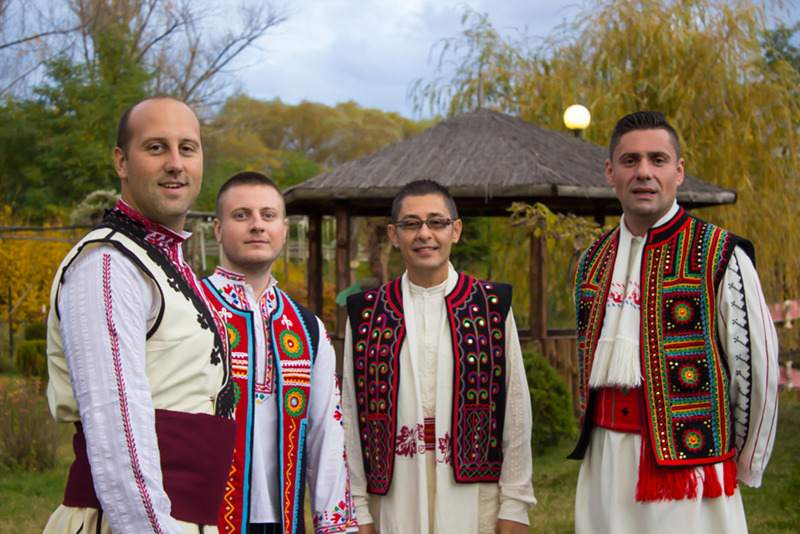 One day of shooting with Folklore TV