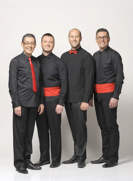 Svetoglas vocal quartet