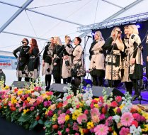 Singrlice live concert Samobor, Croatia