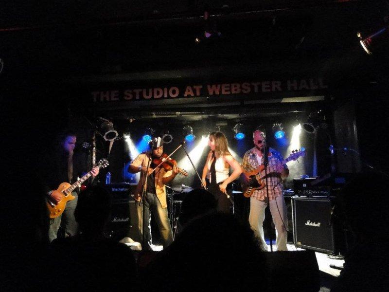 Live at Webster Hall 2