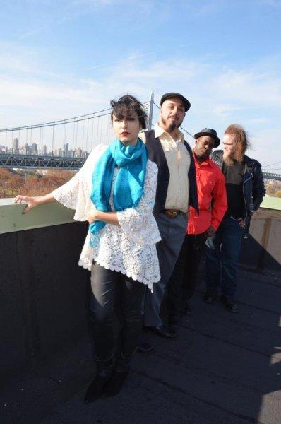 Band photoshoot 2011