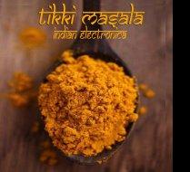 Tikki Masala Masala records Indian Electronica