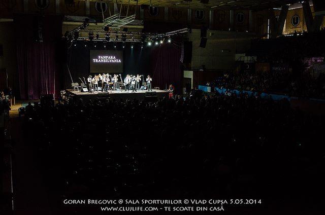 Fanfara Transilvania in concert by Fanfara Transilvania