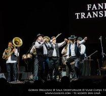 Fanfara Transilvania in concert 2014