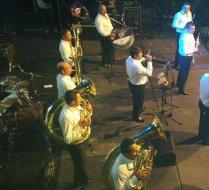 Fanfara Transilvania-on stage Festival Khamoro