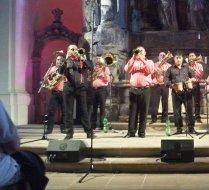 Fanfara Transilvania-concert Musik zwischen den Welten Dresden