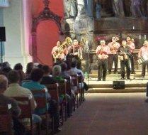Fanfara Transilvania -concert Dresden -Musik zwischen den Welten