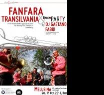 Balkan Party -Fanfara Transilvania
