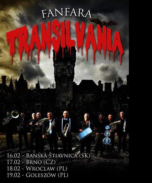 Fanfara Transilvania -Tour February 2017