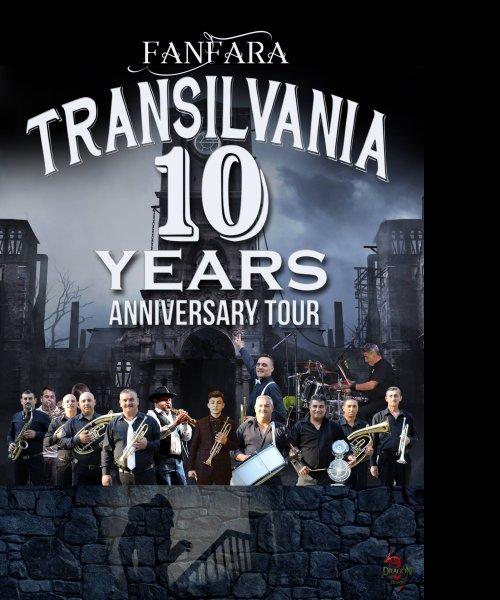 Fanfara Transilvania Tour 2018