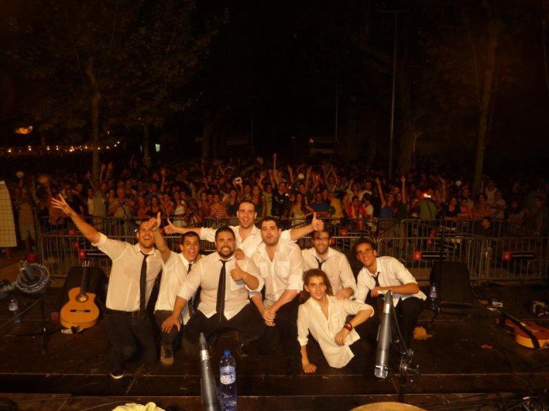La Màlaga FFMM Sants 2012