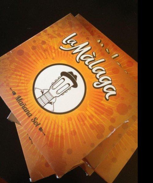 Mañana Sol CD by La Màlaga