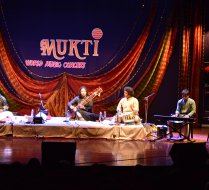 Mukti  world   fusion music