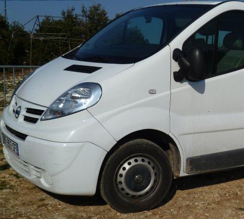 Hacienda\'s minibus !!! by Hacienda Musik