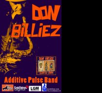 Don billiez and The Additive Pulse Band