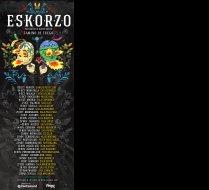 Próximos conciertos de la gira Camino de Fuego