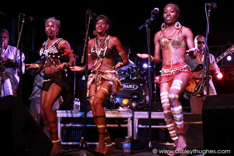N&OP afrobeat dancers by Najite & Olokun Prophecy