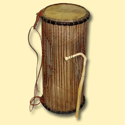 Hausa & Dagomba Talking Drum/Dondo by Integrated Music Company Limited