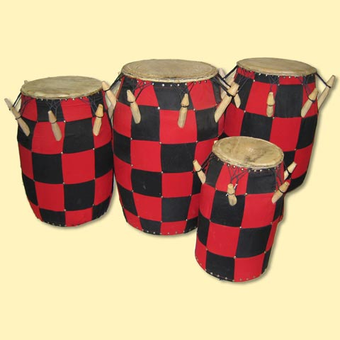 Kete Set of 5 by Integrated Music Company Limited