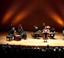 Jordi Savall & Balkan project in Lincoln Center-New York