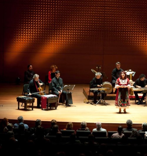 Jordi Savall & Balkan project in Lincoln Center-New York by Nedyalko Nedyalkov