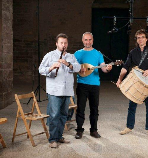 Recording in Cardona-Spain  by Nedyalko Nedyalkov