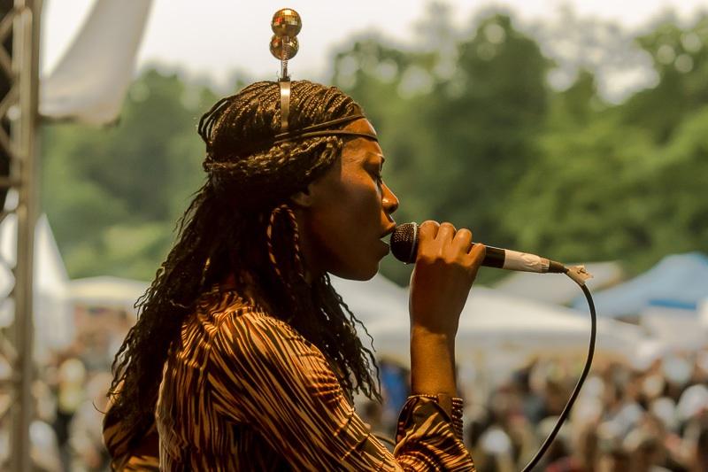 Niasony @ Africa Festival Nürnberg 2013