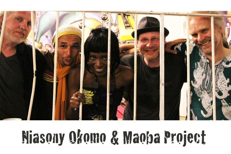Niasony Okomo & Maoba Project