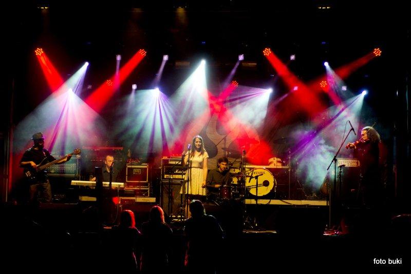 Beneficiary concert in Lendava (SLO)