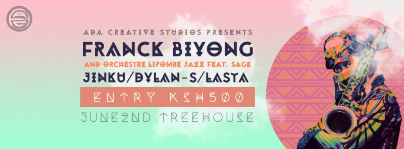 Live @ Treehouse Club June 2nd by Franck Biyong