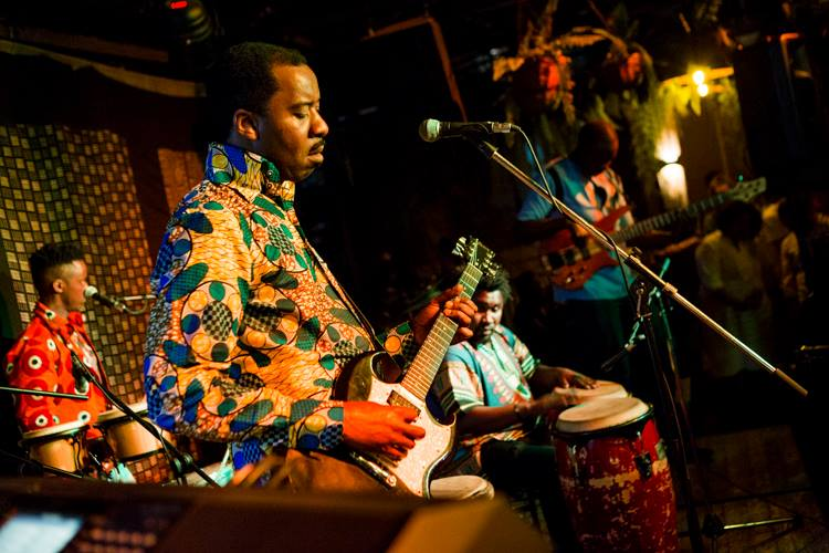 Live at J\'s Westlands with Orchestre Lipombe Jazz