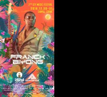 FRANCK BIYONG & HILUN Afrobeats Stage ISY Music Festival Day 1