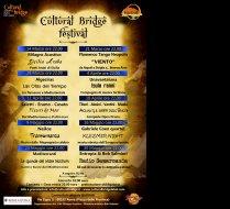 Cultural bridge festival