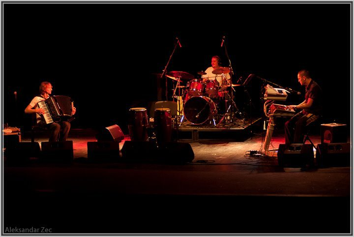 Misko Plavi Trio by Misko Plavi Trio