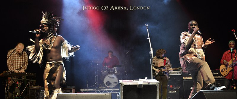 Ganda Boys Indigo O2 Arena London