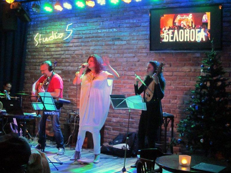 Belonoga koncert studio 5 by BELONOGA