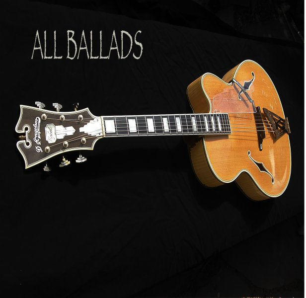 ALL BALLADS COVER by Tom Ross